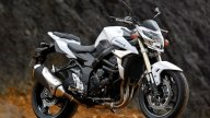 Moto - News: Suzuki: la GSR750 protagonista di una iniziativa speciale