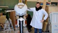"Moto - News: Tamburini Factory ""Ad Maiora"" al Motor Bike Expo 2012"