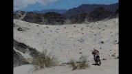 Moto - Gallery: Dakar 2012: Fiambalà e le sue dune bianche
