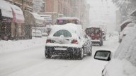 Moto - News: Maltempo, trasporti in tilt: la situazione aggiornata di strade, treni e aerei