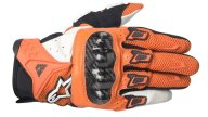 Moto - News: Alpinestars 2012: T-GP Plus Air e SMX-2 Air Carbon