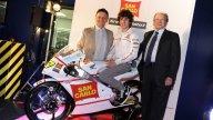 Moto - News: Presentato il Team San Carlo Honda Gresini