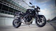 Moto - News: BMW F 800 R All Black