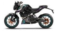 """Moto - News: KTM 125 Duke: """"alla benzina, ci pensa KTM!"""""""