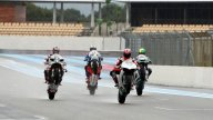 Moto - News: Michael Schumacher torna in pista!