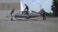 Moto - News: Aerofex: la moto volante!