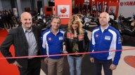 Moto - News: Yamaha: inaugurato Negrimotors