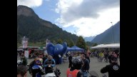 Moto - News: 37° Motoraduno Stelvio International Metzeler: il freddo non ha fermato i motociclisti!