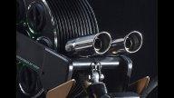 """Moto - News: Darren Kuo Revolver: la moto che """"spara"""""""