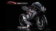 Moto - News: MV Agusta e AMG: Mercedes non rinuncia alle moto italiane!