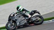Moto - News: CRP Energica: a settembre la prima uscita in pubblico