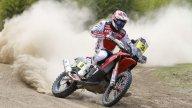 Moto - News: Dakar 2014: prima tappa alla Honda di Joan Barreda Bort