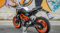 Moto - News: KTM 390 Duke con assicurazione furto e incendio in omaggio
