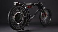 Moto - News: Chicara Nagata CA6: scultura su due ruote