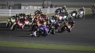 Moto - News: MotoGp, Qatar: che duello tra Marquez e Rossi!