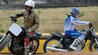 Moto - News: Yamaha Sport Classic Tour 2014 a Lonigo