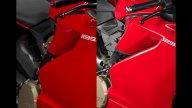 Moto - Gallery: Confronto Ducati 1199 e 1299 Panigale