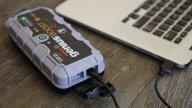 Moto - News: Noco Genius Boost: il booster per batterie tascabile