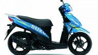 Moto - News: Suzuki aggiorna il listino con Van Van 200 e Address MotoGP