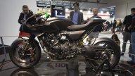 Moto - News: Honda CB4 Interceptor Concept, la dimensione futuristica delle Neo Sports Cafè