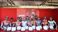 News Prodotto: Dovizioso vince la la Scrambler Flat Track Race
