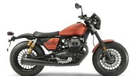 Moto - News: Moto Guzzi, svelata la nuova V9 Bobber Sport