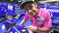 MotoGP: Rossi e Vinales in rosa per la lotta contro il cancro al seno