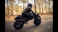 Moto - News: Nowlab Nera, l'elettrica in 3D