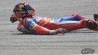 MotoGP: LE FOTO: La caduta di Miller nei test di Sepang