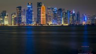 : La magia del Qatar by night