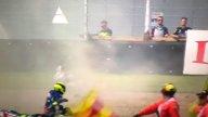 SBK: Rea non fa sconti, sua anche la Superpole Race, 4° Bautista