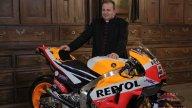 MotoGP: I miracoli di equilibrismo di Marquez, merito di una passione divina