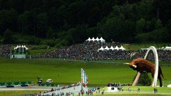 myWorld Motorrad Grand Prix von Österreich
