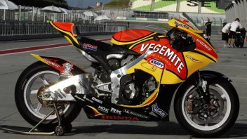 Moto - News: Fantasponsor: la Vegemite-Honda