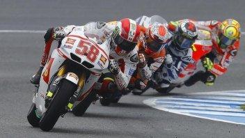 Pernat: Rossi ha buttato una vittoria