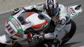 I medici fermano Xaus a Magny Cours