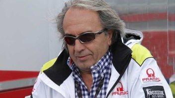 Pernat: Rossi è caduto per paura