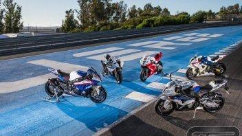 Sette Superbike in cerca d'autore