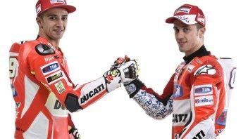 Dovizioso e Iannone: GP15 sei belllissima!