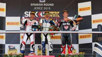 Jerez, Stk1000: Tamburini resta in corsa