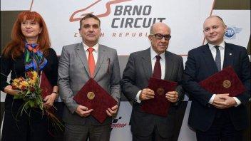 Gran Premio di Brno: accordo fino al 2020