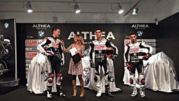 Inizia ufficialmente l'avventura BMW Althea