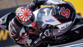 Moto2, Test Jerez: Tutti contro Zarco