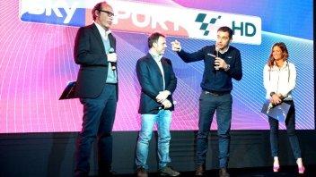 Sky: Tra F1 e MotoGP, Rossa, Rossi, Rosse