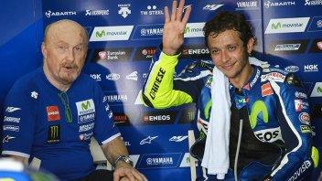 Rossi: Lorenzo? spero solo campione d'inverno