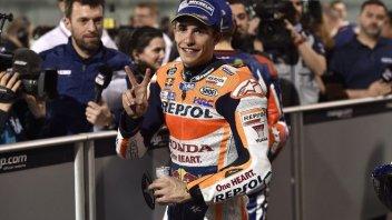 Marquez: Non avrei mai pensato al podio
