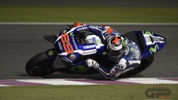 "Qatar: pole ""da spavento"" per Lorenzo"