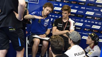 Rossi refuses a place in MotoGP for VR46
