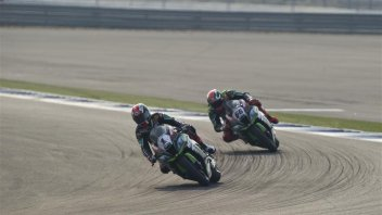 Rea and Sykes aim to ruin the party on Honda's turf