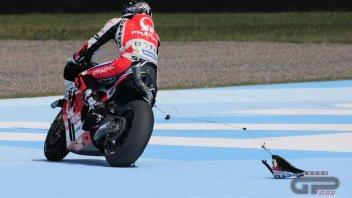 Rossi su Michelin: Ducati faccia attenzione